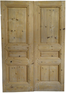 porte d 39 entr e d 39 interieur porte de placard ancienne restauration fabrication. Black Bedroom Furniture Sets. Home Design Ideas