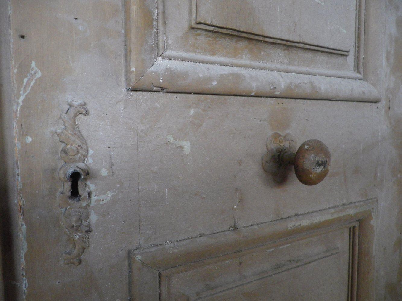 Lame de volet bois lame volet bois sur enperdresonlapin for Porte 2 vantaux interieur