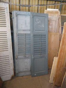 Pers 08 portes de placard for Porte placard persienne