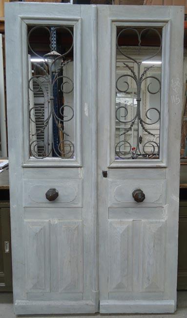 Porte d entr e 2 vantaux zd92 jornalagora for Isolation porte d entree ancienne