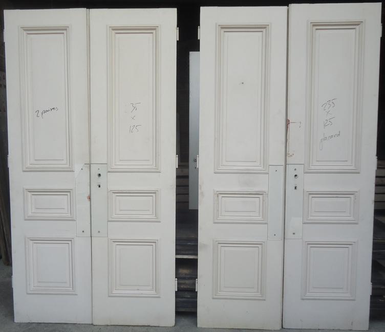 Portes haussmanniennes de placards - Portes haussmanniennes ...