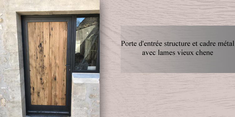 Porte D'Entrée, D'Interieur, Porte De Placard Ancienne