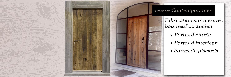Porte d 39 entr e d 39 interieur porte de placard ancienne for Fabricant de porte interieur