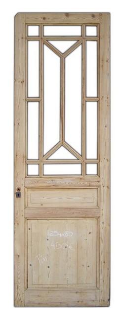 Portes vitr es d 39 interieurs anciennes - Deco de porte interieur ...