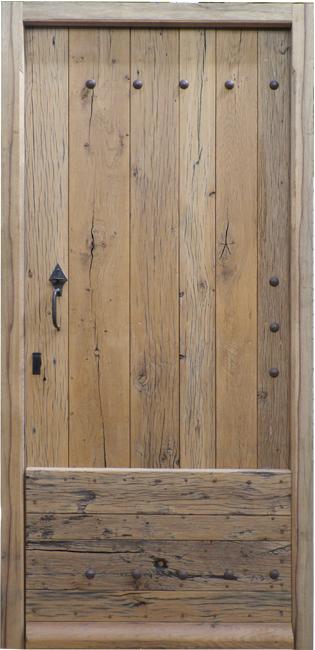 fiche tarifaire descriptive mod le de porte d 39 entr e en r dition la porte de mas. Black Bedroom Furniture Sets. Home Design Ideas