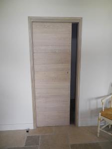 Portes coulissantes en galandage ou en applique - Porte coulissante en applique brico depot ...