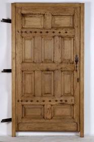 S lection de porte d entr e ancienne chez portes anciennes - Restaurer une vieille porte en bois ...